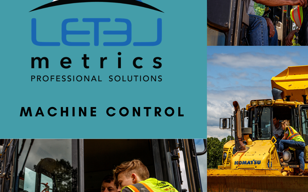 LETELmetrics bringing a field perspective to machine control.