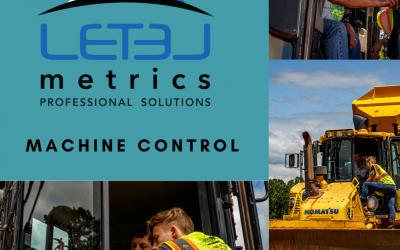 LETELmetrics bringing a field perspective to machine control.