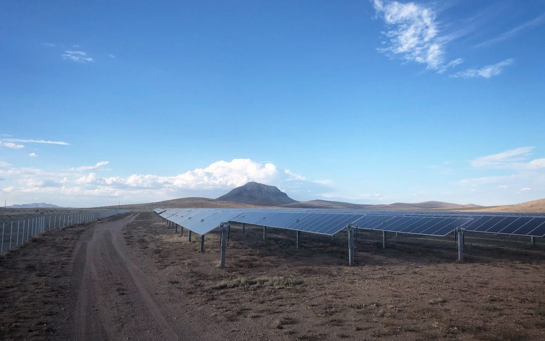 What is Solar Mapping and how does LETELmetrics use it?
