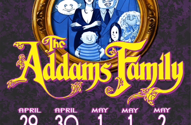 LETELmetrics dances macabre with The Addams Family!