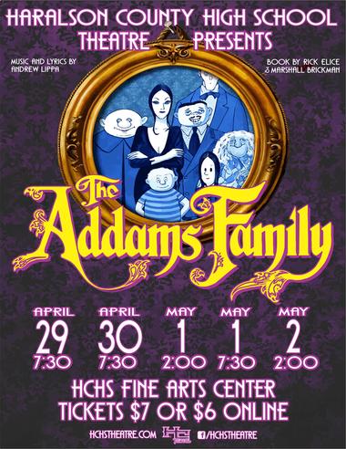 LETELmetrics dances macabre with The Addams Family!